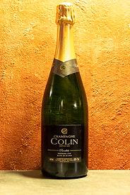 "Champagne 1er Cru Blanc de Blancs ""Parallèle"" NV Colin"