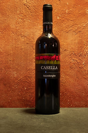 Tazzelenghe 2015 Casella