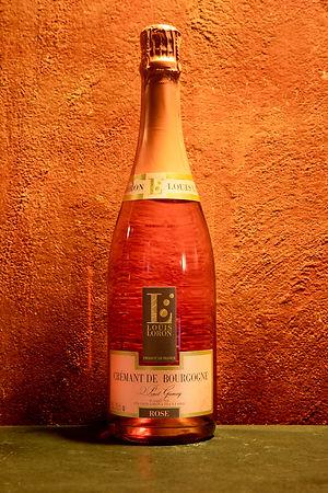 Cremant De Bourgogne Brut Rosé NV Louis Loron