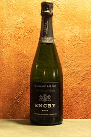 "Champagne Grand Cru ""Grande Cuvée"" Blanc de Blancs NV Encry"