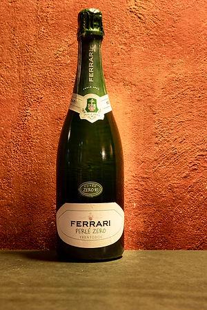 Perlé Zero Cuvée Zero10 NV Ferrari