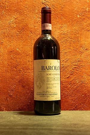 "Barolo ""Sorì Ginestra"" 2004 Conterno Fantino"