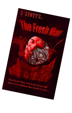 The Fresh Man book cover