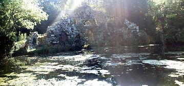 wanstead park, grotto,