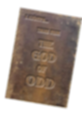tales from the God of Odd book cover