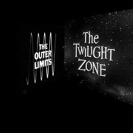 twilight zone, outer limits,strange tales comic books,
