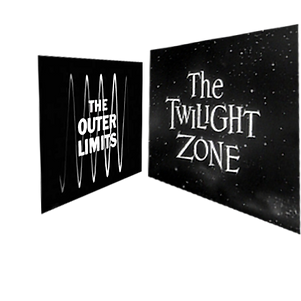 the twilight zone, the outer limits,