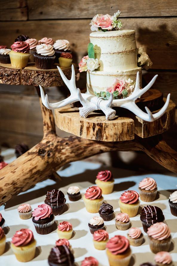 Cornerstone Theatre wedding cake