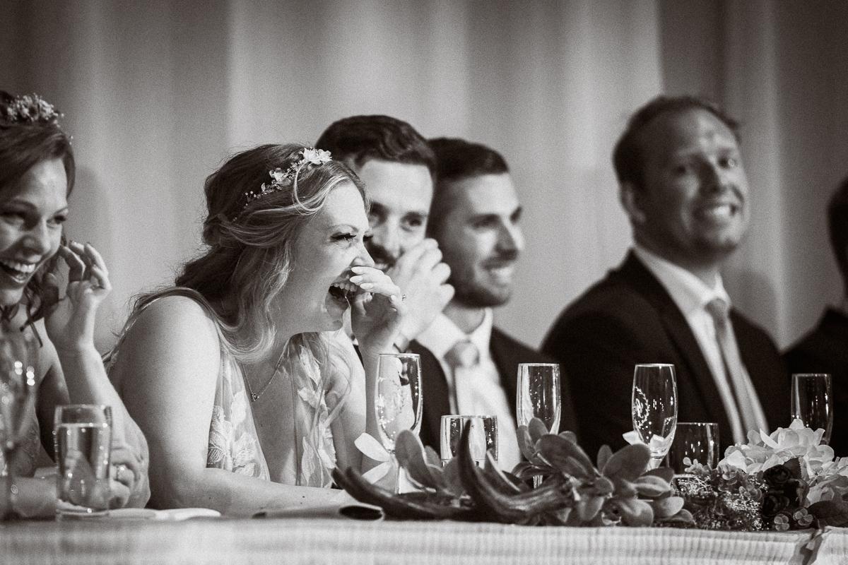 Cornerstone Theatre wedding reception