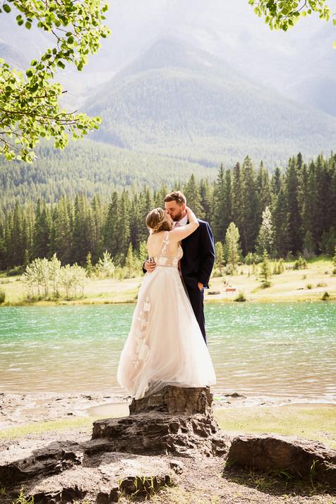 Cornerstone Theatre wedding photos at Quarry Lake Park
