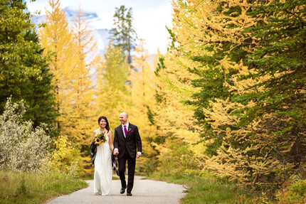 Canmore and Banff Elopement Photography Cost