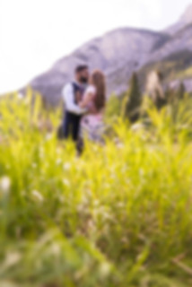 What to wear to Banff engagement photos'