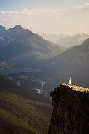 Contact Banff wedding photographers Alex Popov Photography