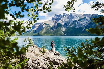 Canmore and Banff elopement packages and pricing