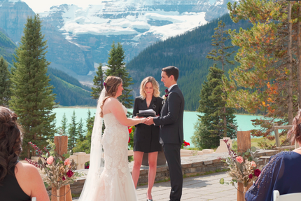 Canmore Wedding Ceremony Video Pricing Cost