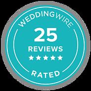 Weddingwire reviews for Banff wedding photographers