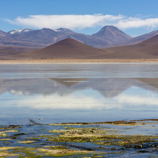 Landscape photography in Bolivia