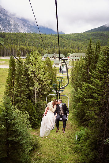Banff and Canmore wedding photographers