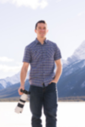 Alex Popov Photography is a sought-after Banff wedding photographer