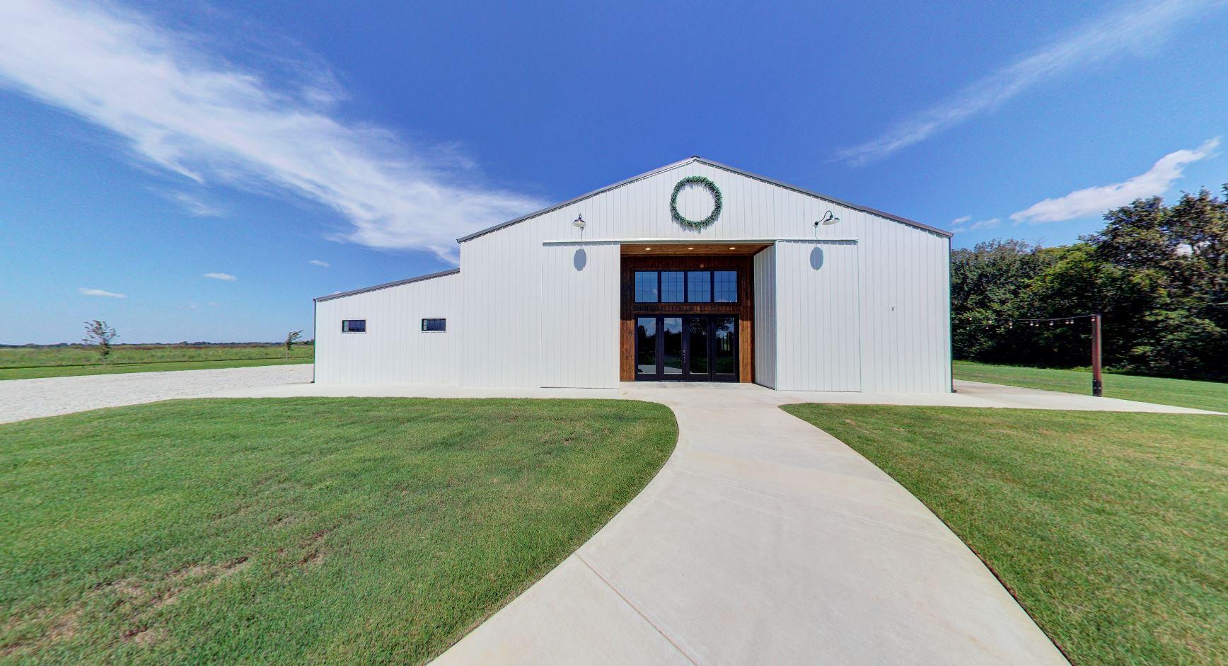 Greenleaf Barn Site Tour