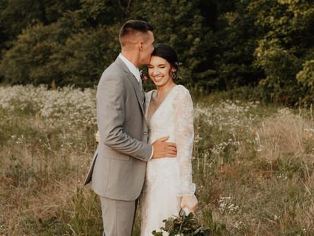 Eaton | Jordan Wedding