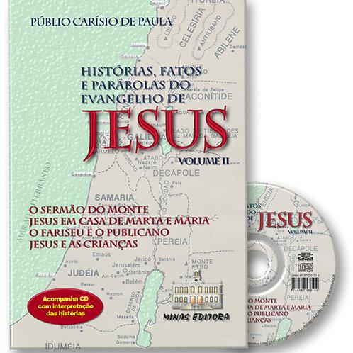 Histórias, Fatos e Parábolas de o Evangelho - Vol.2