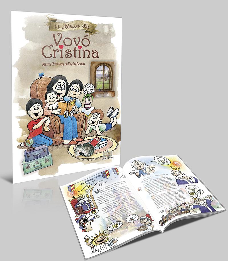HISTÓRIAS DA VOVÓ CRISTINA