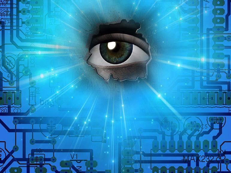 Olhar pela tecnologia