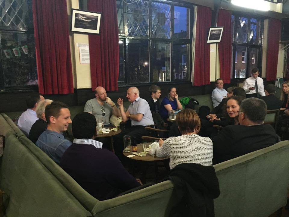 ANNUAL PUB QUIZ AT THE LONDON WELSH