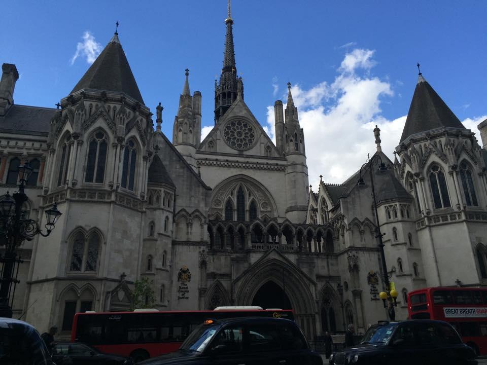 LONDON LEGAL WALK 2015