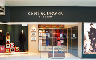 Kent & Curwen unveils new retail concept in Hong Kong
