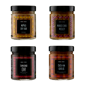 Essential Sauce Collection