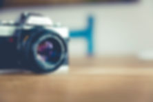 Stock photo of a camera
