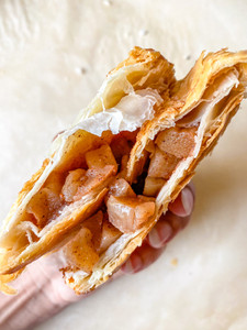 Apple turnover from Souk