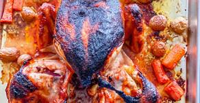 Recipe: Whole Roasted Mambo Chicken