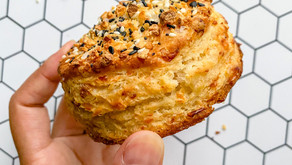Recipe: Sourdough Discard Everything Biscuits