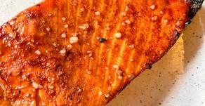 Recipe: Easy Date Glazed Spiced Salmon