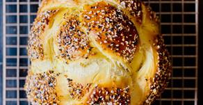 Recipe: Simple Sourdough Challah
