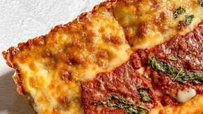 Motown Square: Detroit-Style Pizza for Carryout and Delivery Popping Up At Mess Hall