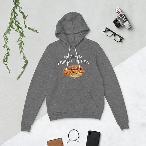 Reclaim Fried Chicken Unisex hoodie