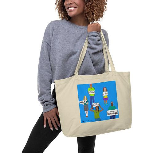 Bring Back Chocolate City Tan Tote Bag