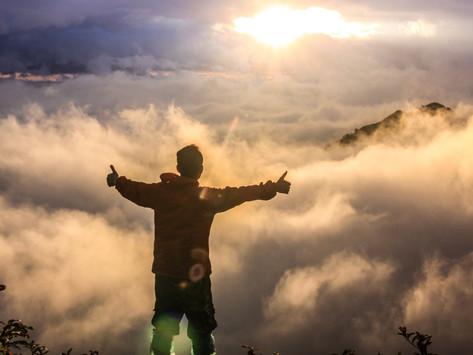 """O """"Eu Ideal"""" e a vida sem arrependimentos."""