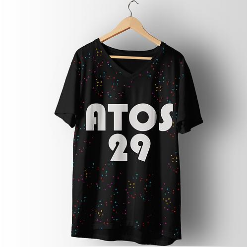 Camiseta | ATOS 29 | Preta