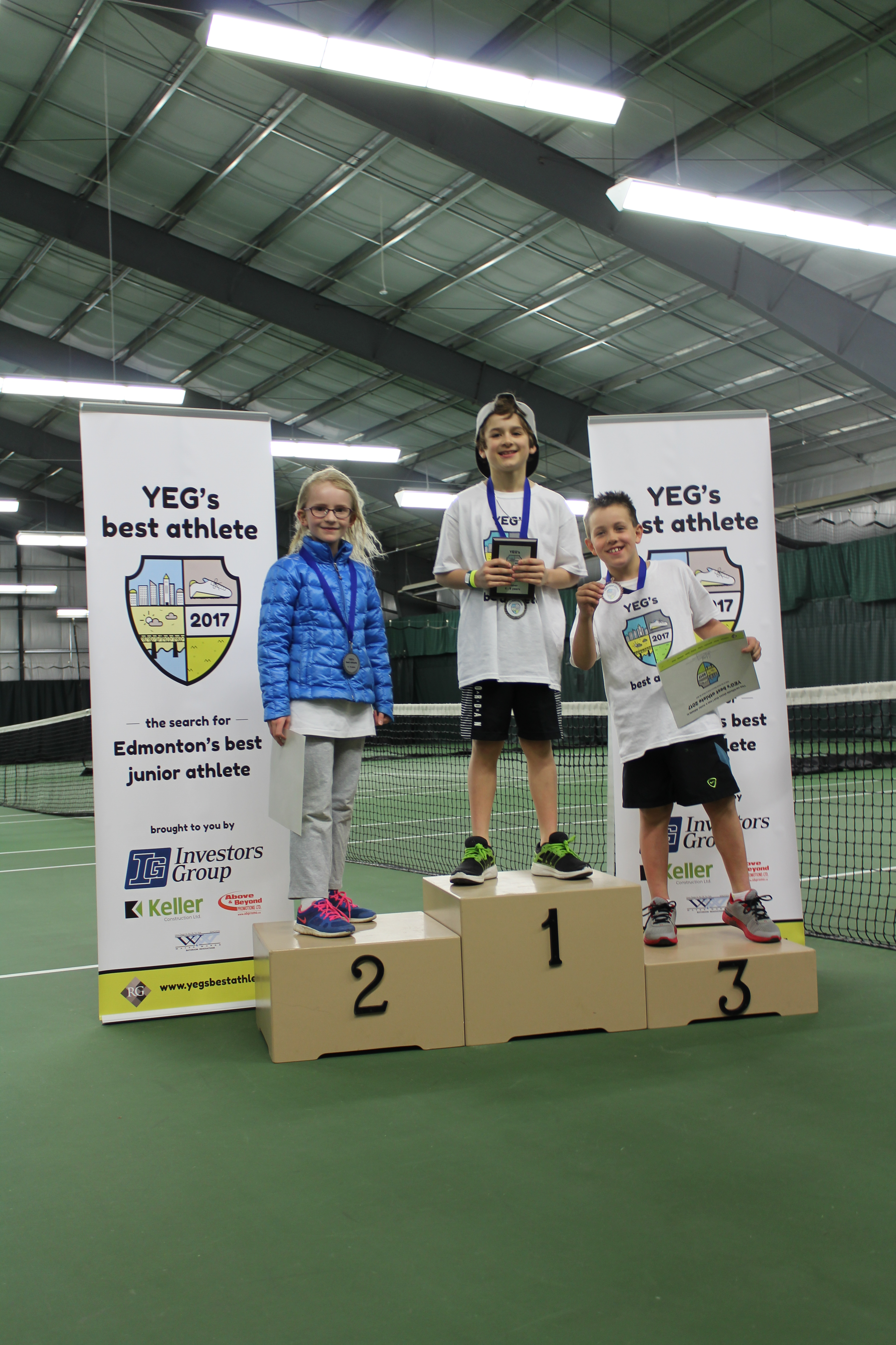 6-8-year-old winners