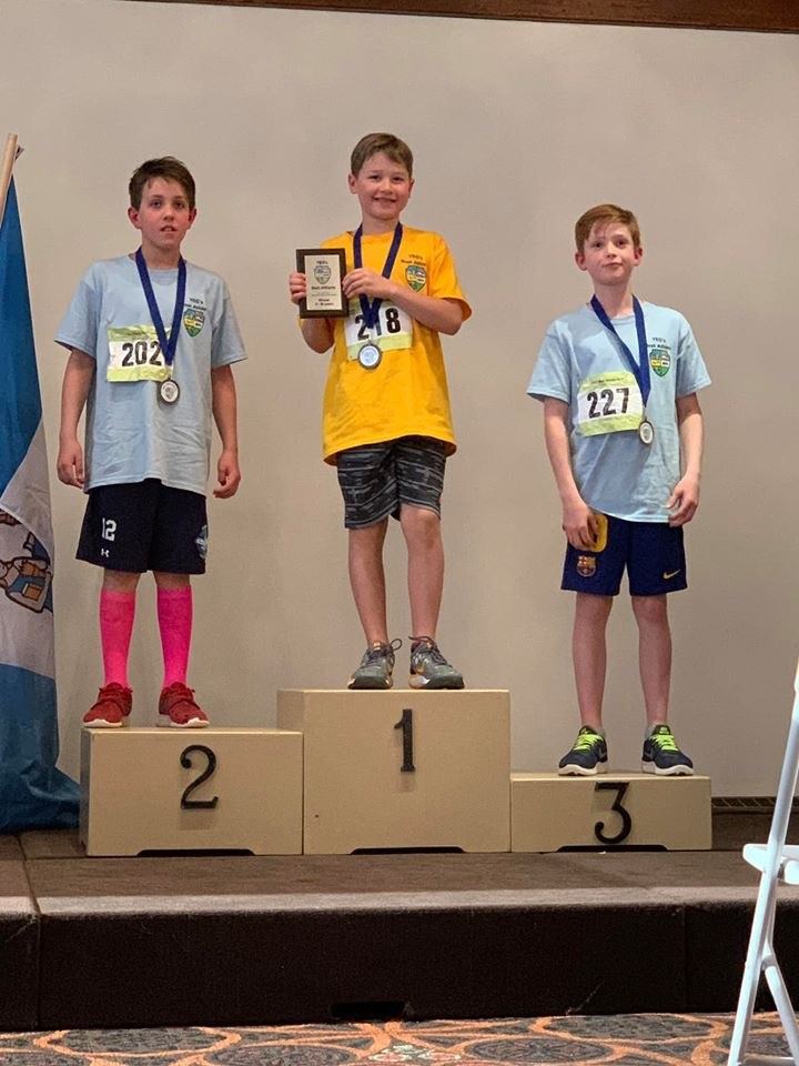 9-10 Age Category