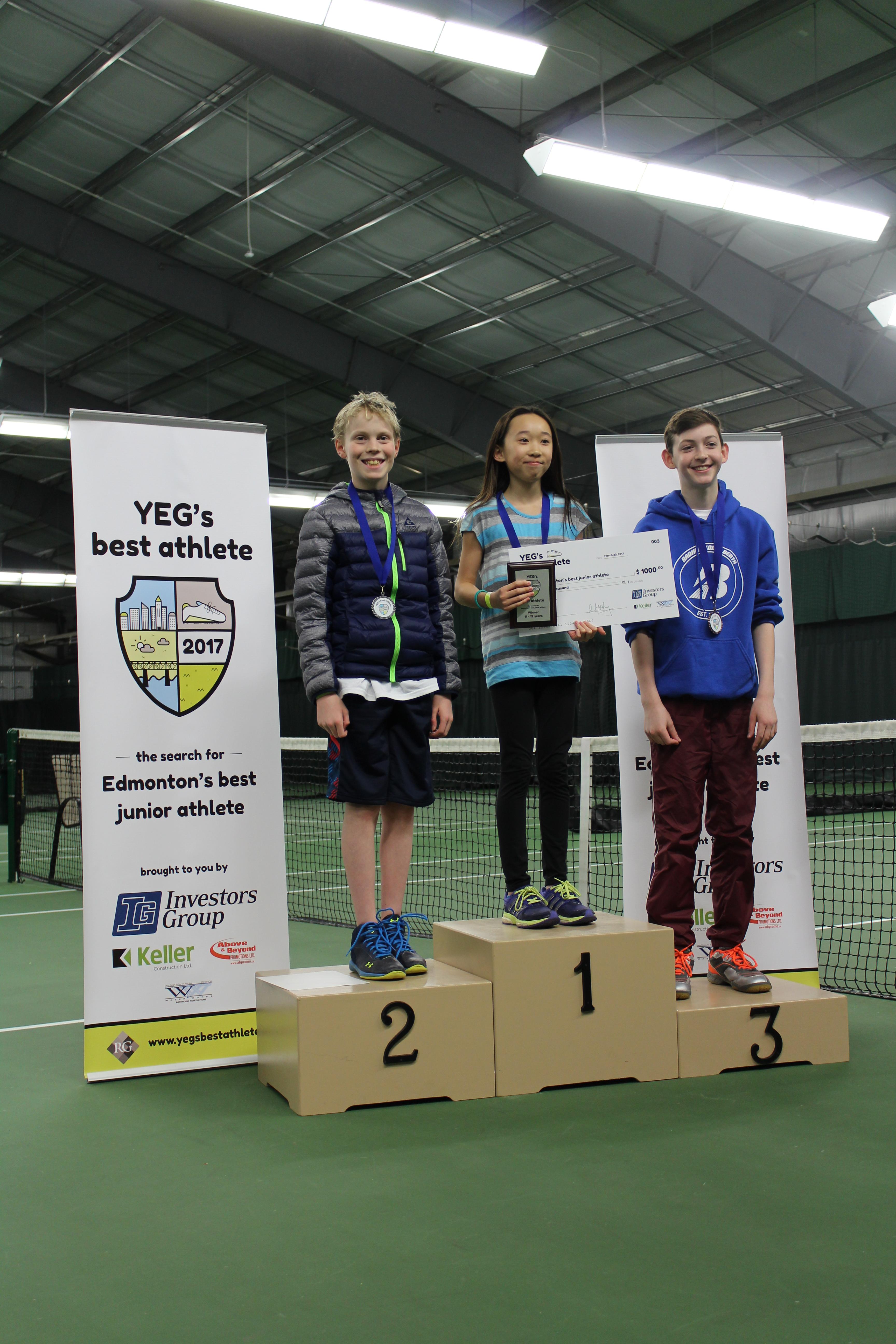 11-12-year-old winners