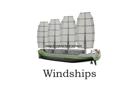 Cargo ships can be modified to be powered by modern sailing design. Maine has the right stuff to lead in decarbonization of cargo shipping for the world.