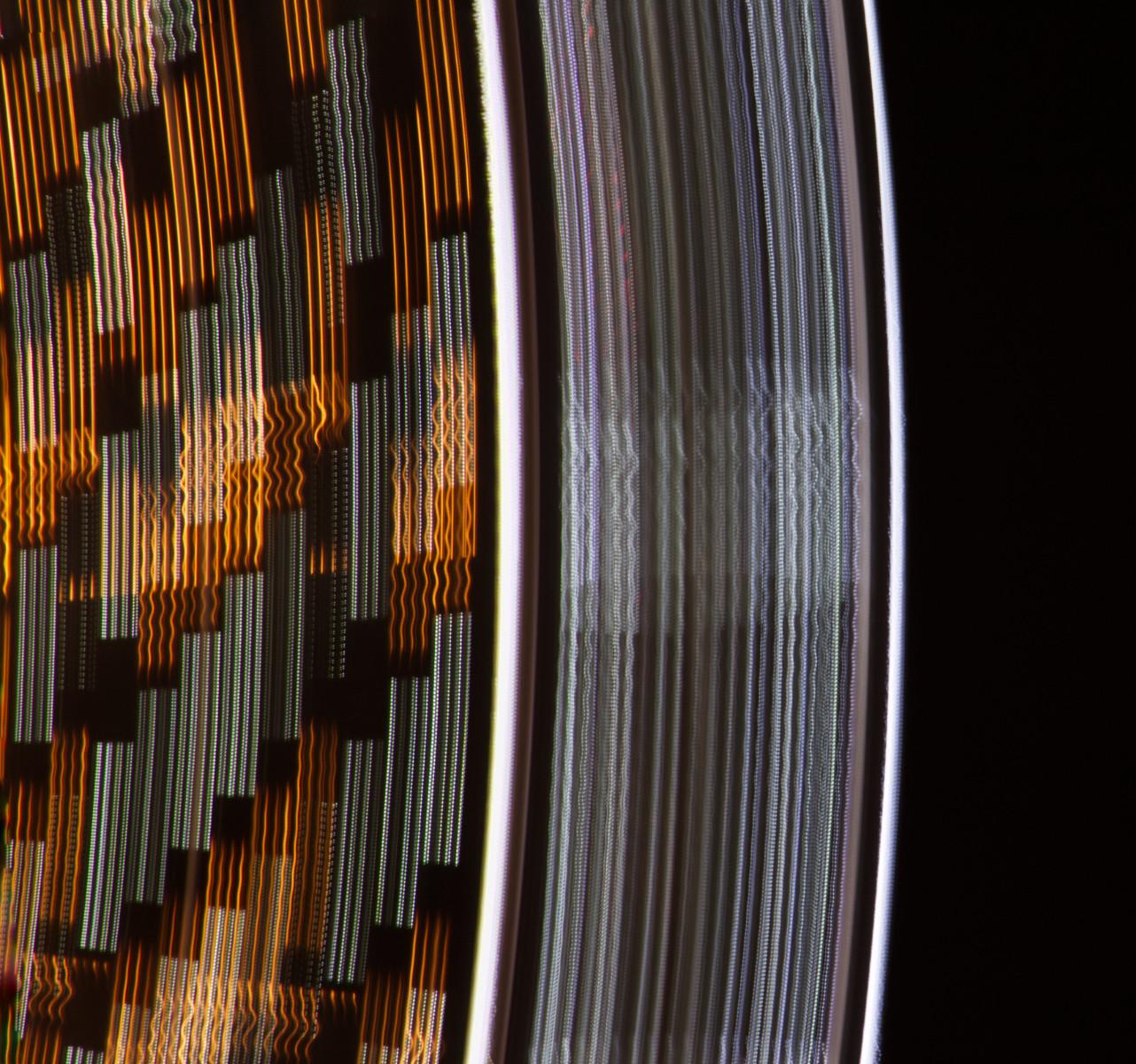 'Big Wheel' by Chris Moss (9 marks)