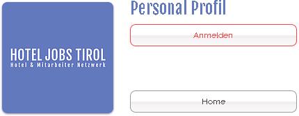 hotel jobs tirol registrácia