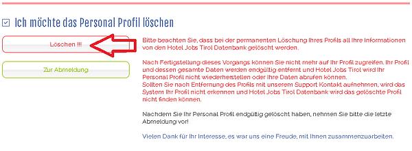 hotel jobs tirol